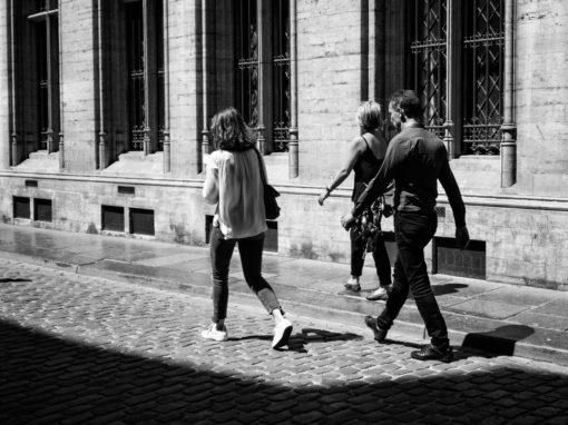 Bruxelles en marche