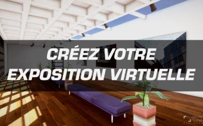 Créez votre EXPOSITION PHOTO virtuelle