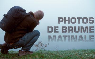 Photographier la brume matinale