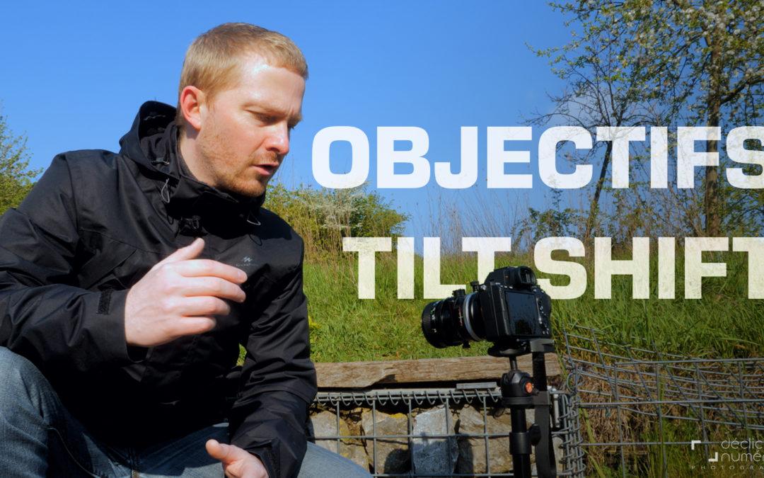 A quoi sert un objectif Tilt-Shift en photographie ?