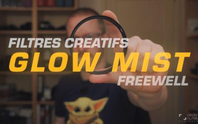 Filtres photo créatifs «Mist» magnétiques de Freewell